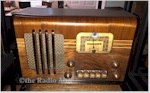 Wood Table Radios