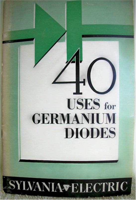 Book: 40 Uses for Germanium Diodes