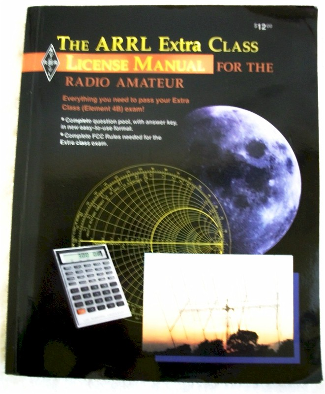 ARRL Extra Class, 6th Edition (1996-1999)