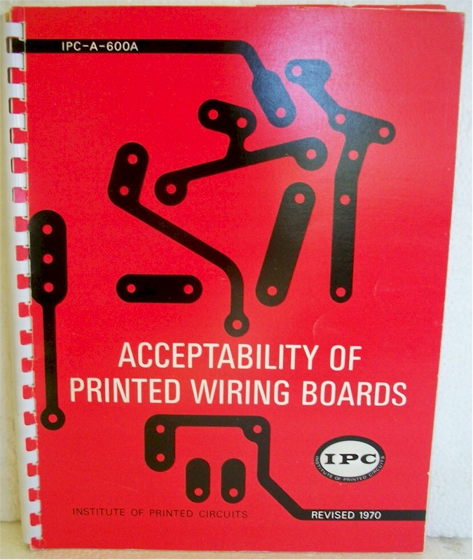 Acceptability of Printed Wiring Boards