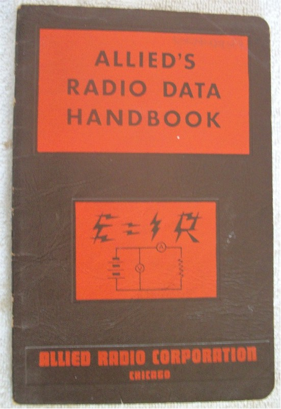 Book: Allied Radio Data Handbook