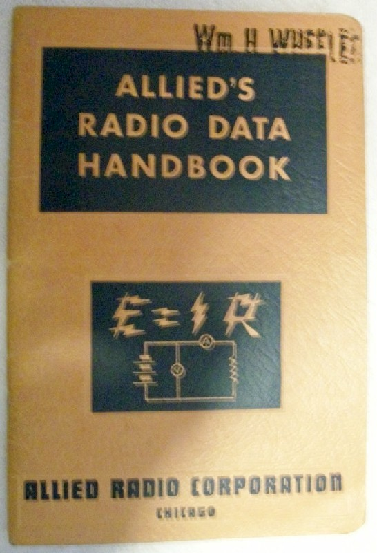 Allied's Radio Data Handbook