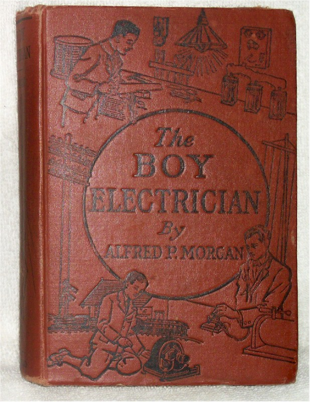 Book: The Boy Electrician