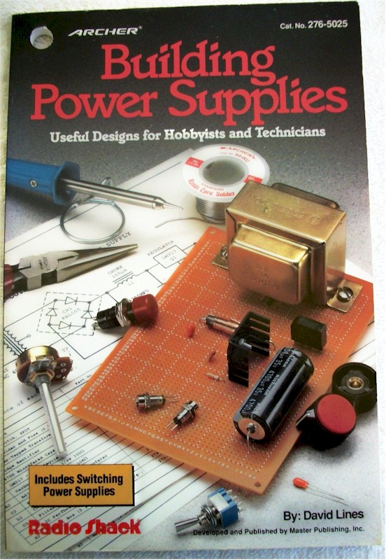 Book: Building Power Supplies