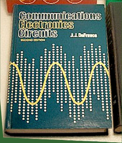 Book: Communications Electronic Circuits