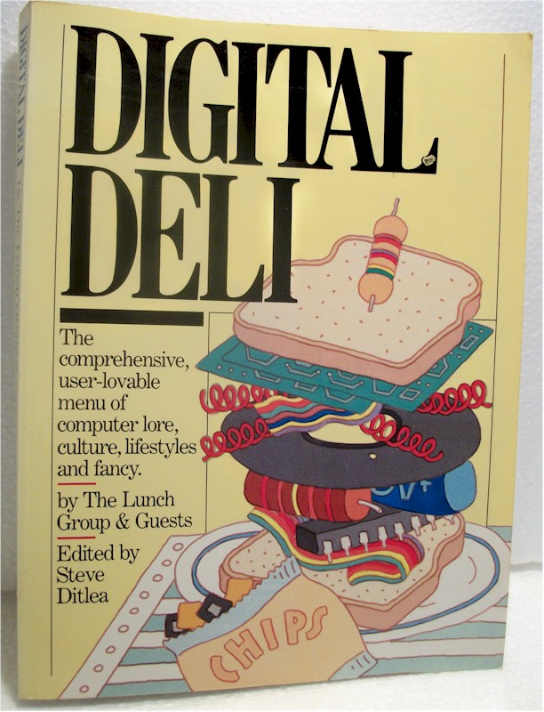 Book: Digital Deli