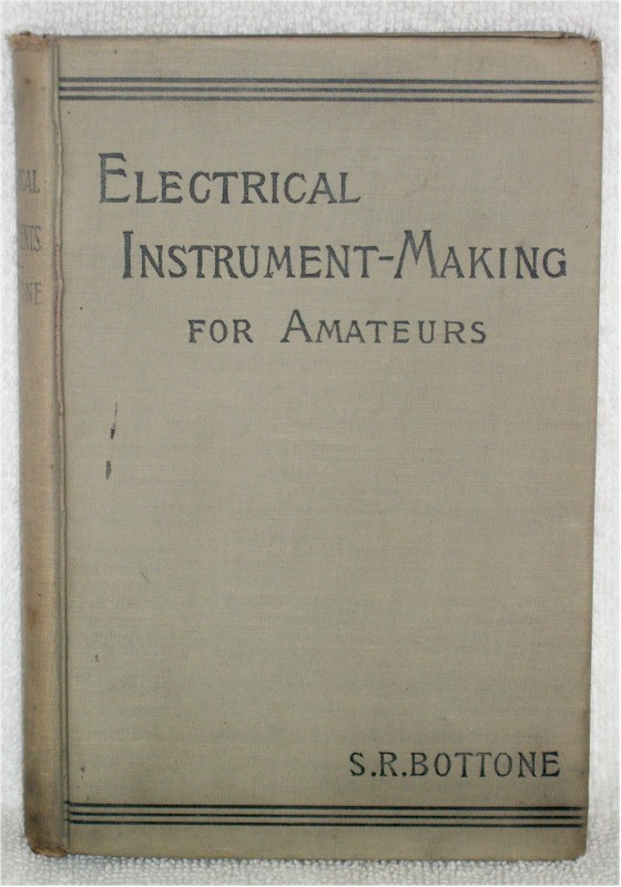 Book: Electrical Instrument Making For Amateurs