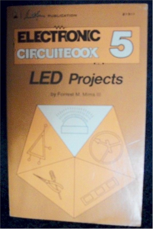 Book: Electronic Circuitbook 5 LED Projects