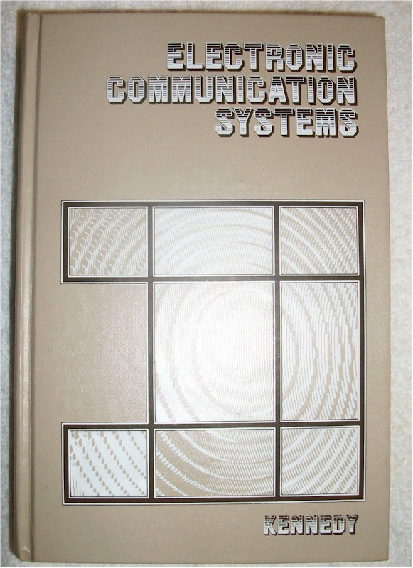 Book: Electronic Communication Systems