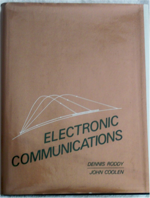 Book: Electronic Communications