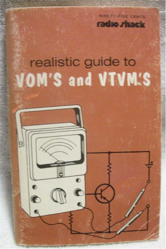 Book: Guide to VOM'S & VTVM'S