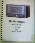 Hallicrafters S-38D Operating & Service Manual