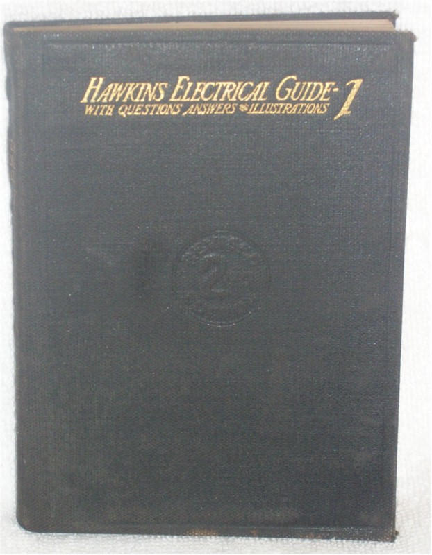 Book: Hawkins Electrical Guide No. 1