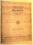Heathkit Condenser Checker Manual