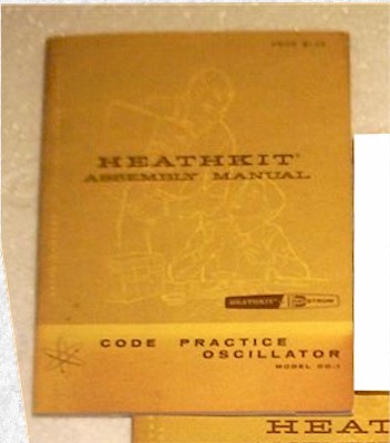 Heathkit CO-1 Assembly Manual