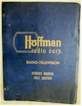 Hoffman Radio-TV Service Manual (1951 Edition)
