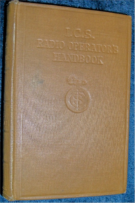 Book: ICS Radio Operators Handbook