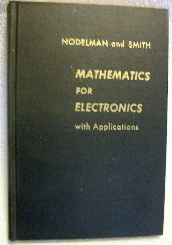 Book: Mathematics for Electronics with Applications