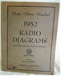 Most Often Needed Radio Diagrams (1952)