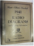Most Often Needed Radio Diagrams 1941