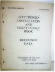 Electronics Installation and Maintenance Book