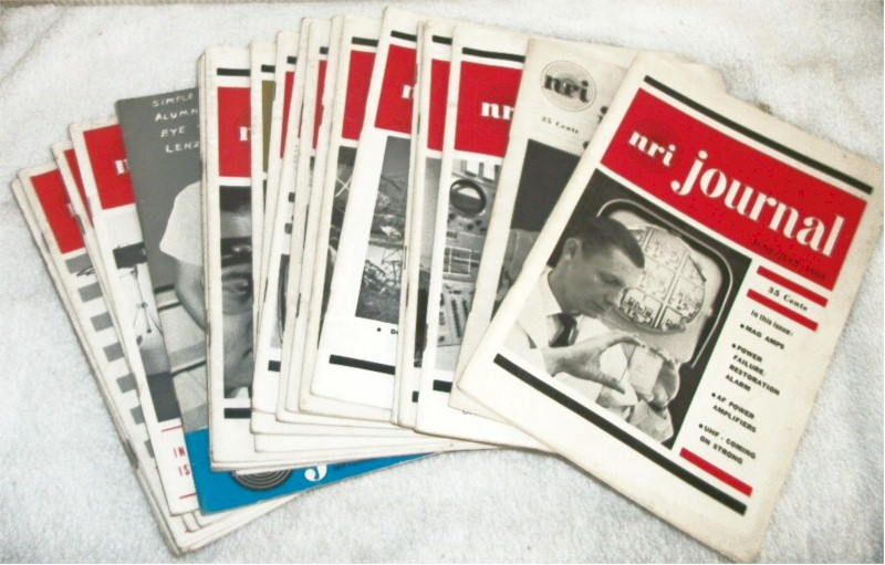 NRI Journal (1963-1966)