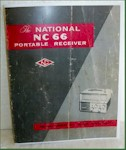 National NC-66 Manual