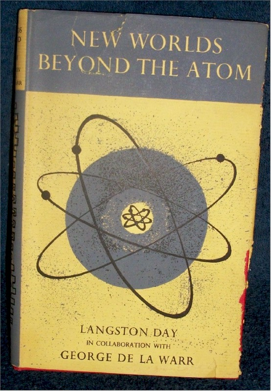 Book: New Worlds Beyond the Atom