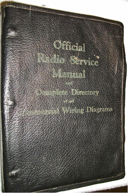 Official Radio Service Manual