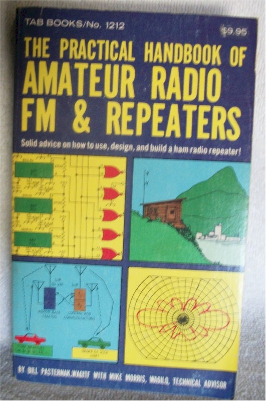 Book: Practical Handbook of Amateur Radio FM & Repeaters