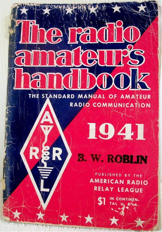 The Radio Amateurs Handbook (1941) 18th Edition