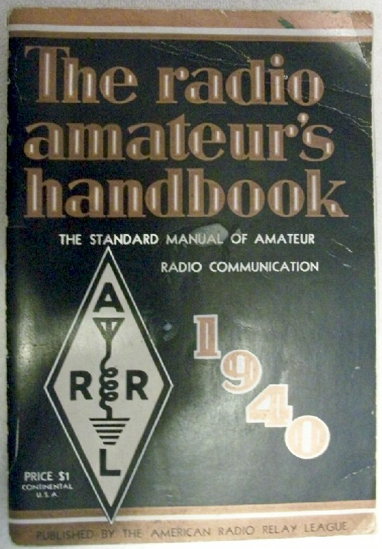 The Radio Amateur's Handbook (1940)
