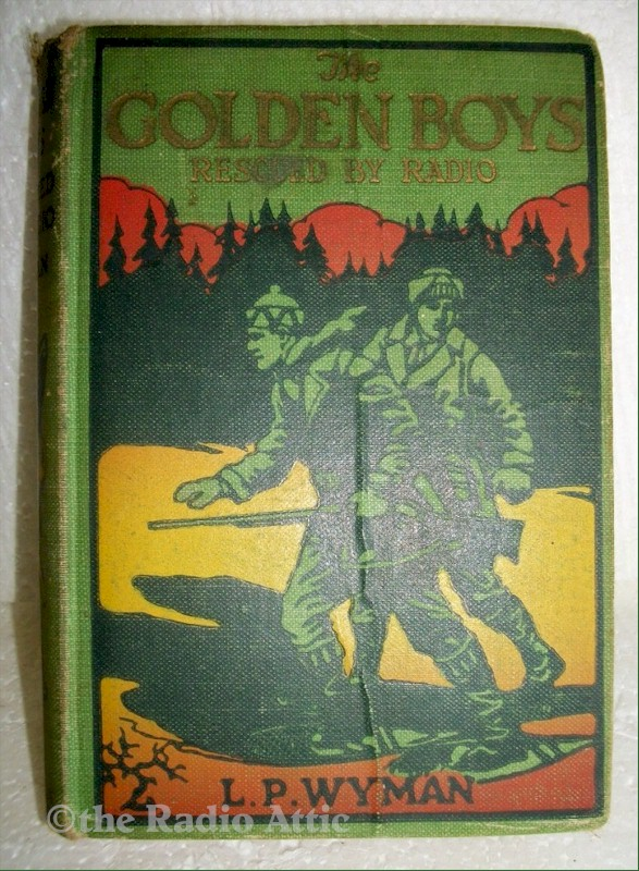 The Golden Boys (Rescued by Radio) Plus a Bonus Book