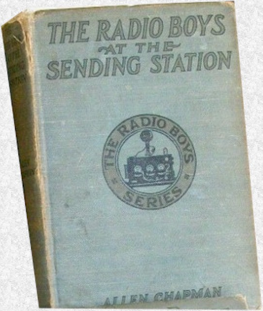 Radio Boys Books Set #2
