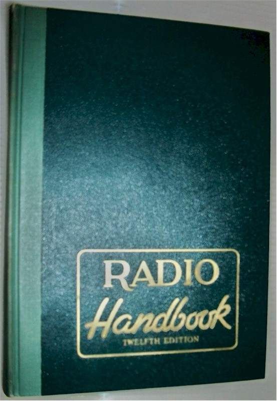 Radio Handbook, 12th Edition
