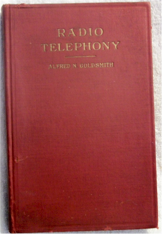 Book: Radio Telephony
