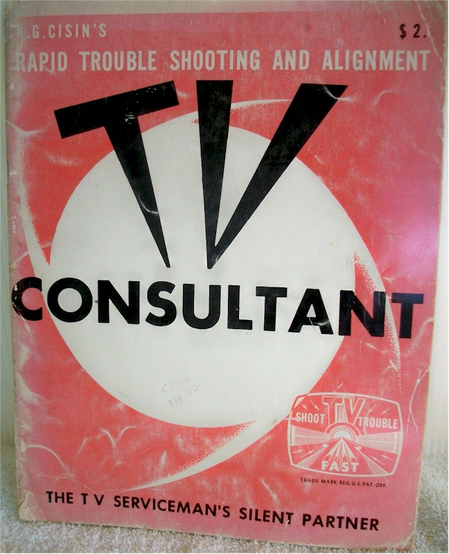Rapid Trouble Shooting & Alignment (TV Consultant)
