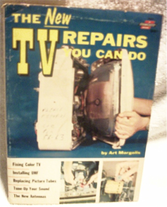 Book: TV Repairs You Can Do