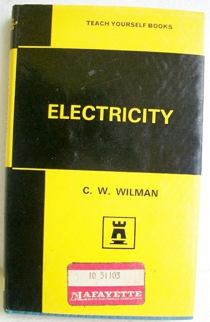 Book: Teach Yourself Electricity