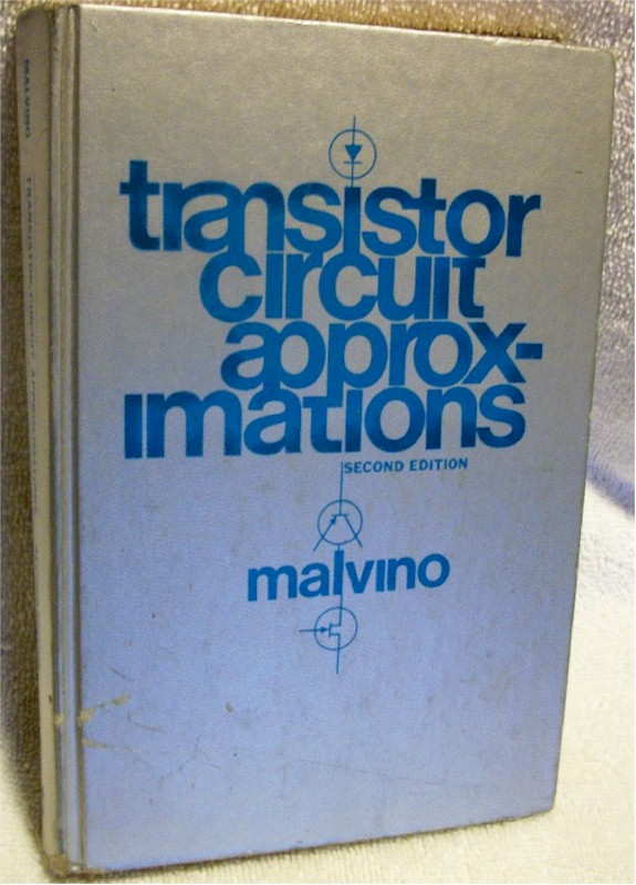 Book: Transistor Circuit Approximations