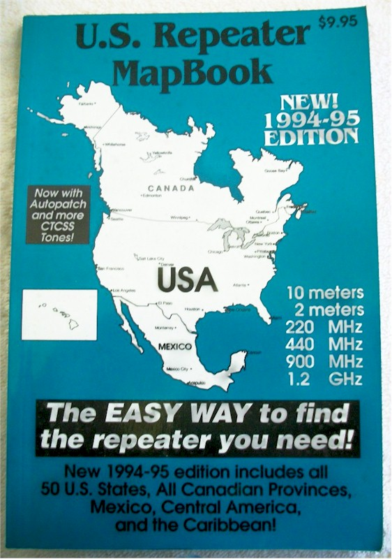 Book: US Repeater MapBook
