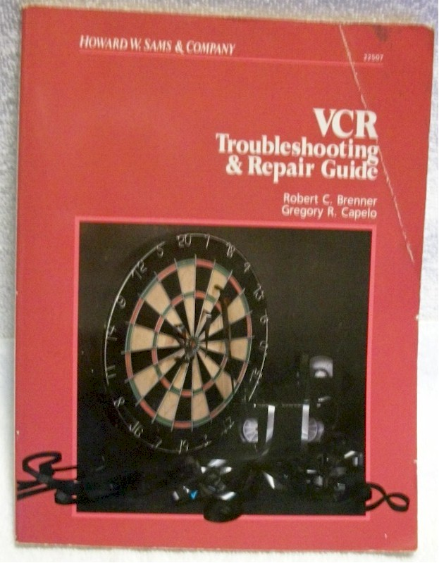 Book: VCR Troubleshooting & Repair Guide (1987)
