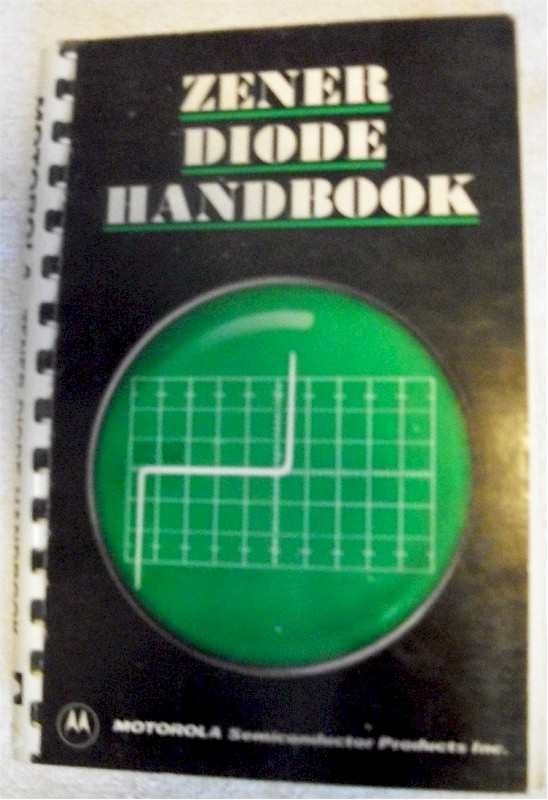 The Radio Attic - Book: Zener Diode Handbook