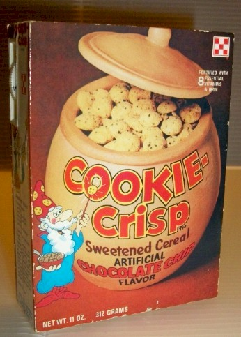 Cookie Crisp Cereal Radio (1970s)