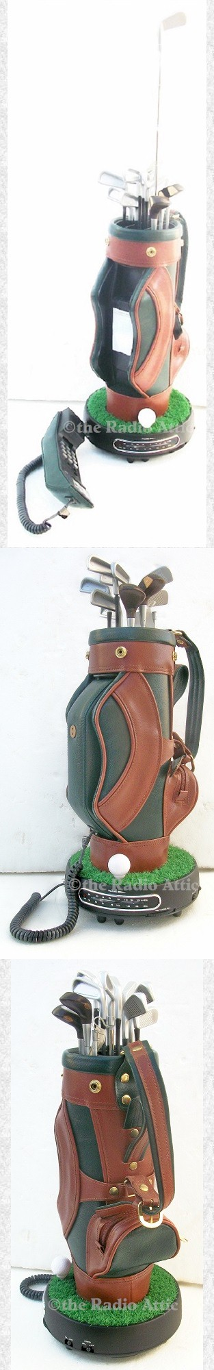 Executive Golf Bag Radio Phone
