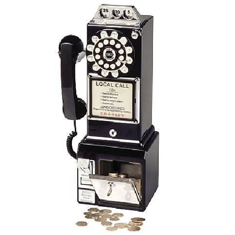 Crosley CR56 Payphone Replica