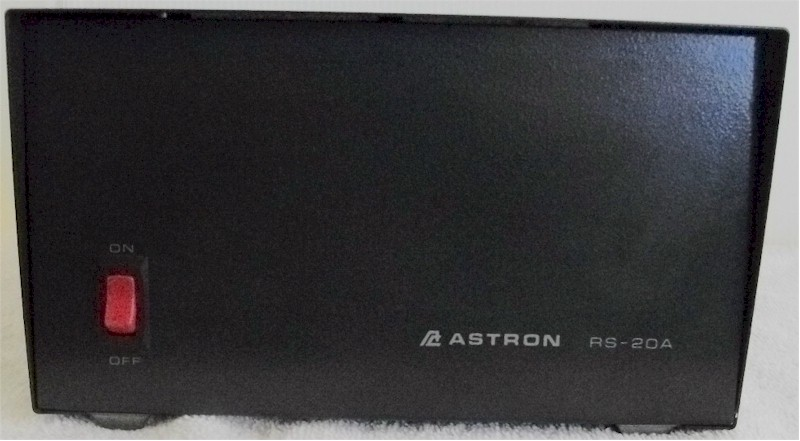 Astron RS-20A Ham Radio Power Supply
