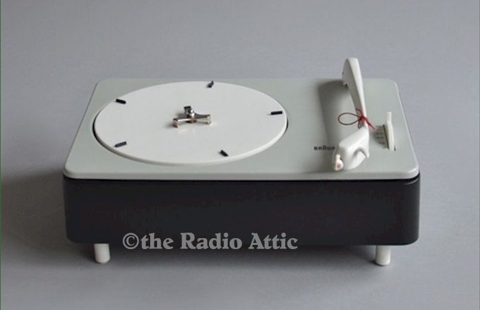 Braun PC3SV Turntable (1959-1961)