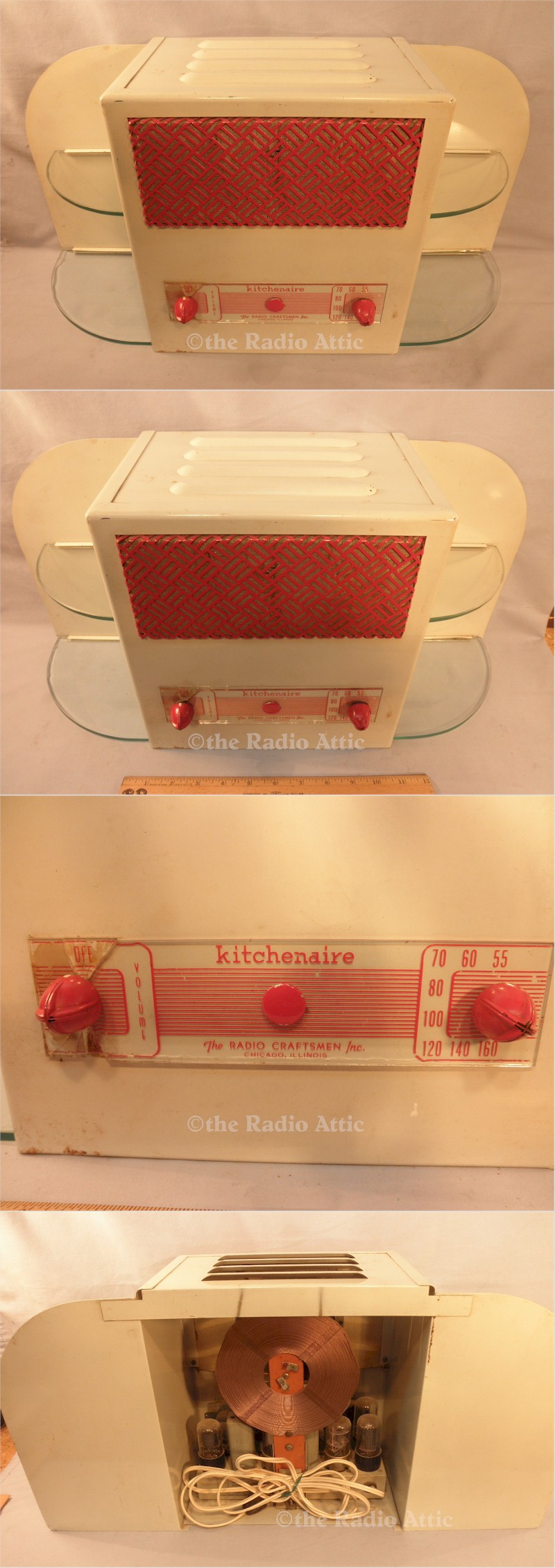 "Radio Craftsmen ""Kitchenaire"" (1946)"