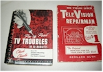 Television Repair Books